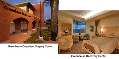 Greenbaum Surgery Center in Scottsdale, Arizona