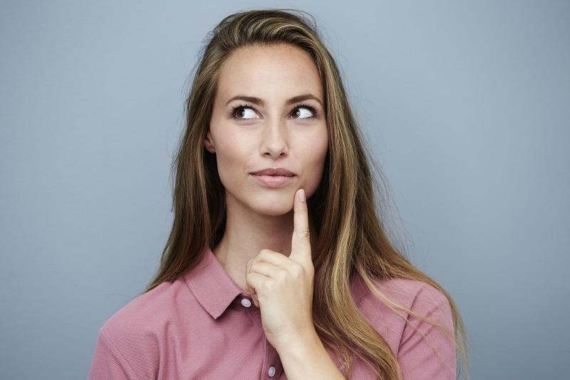 Woman considering plastic surgery in Phoenix