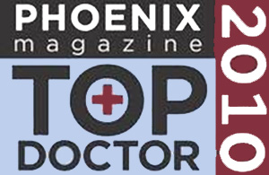 Phoenix Magazine Top Doctor 2010